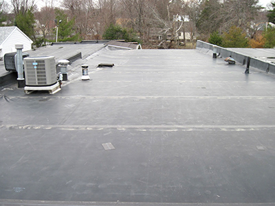 The Rubber Roof Defined in Layman's Terms