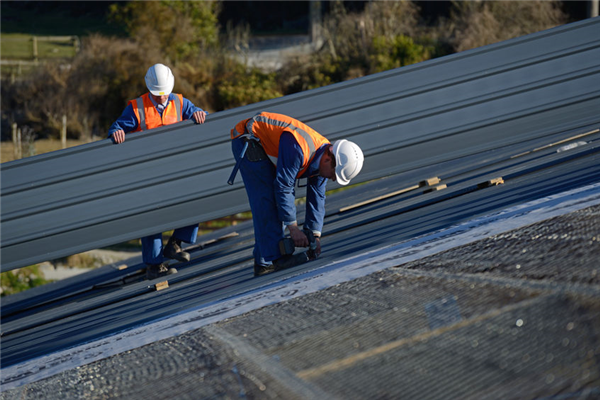 The Features and Benefits of Duro-Last Commercial Roofing