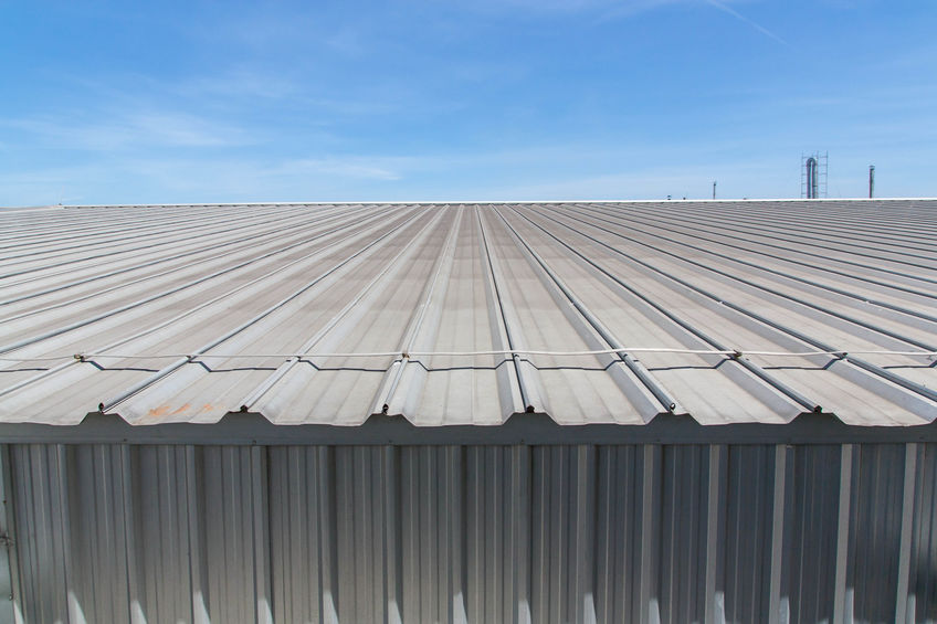 Four Main Causes of Commercial Roof Damage